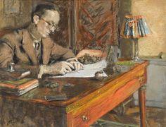 Edouard Vuillard, Jean Giraudoux, Pierre Bonnard, Fauvism, Japanese Prints, Catalogue, Henri Matisse, Oeuvre D'art, Impressionist