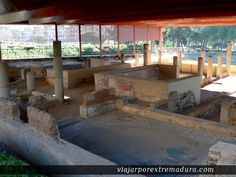 Casa del Mitreo - Emerita Augusta - Mérida - Extremadura