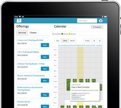 All in one business management software for fitness professions