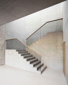 FHV architectes fruehauf henry viladoms office building st sulpice II switzerland designboom