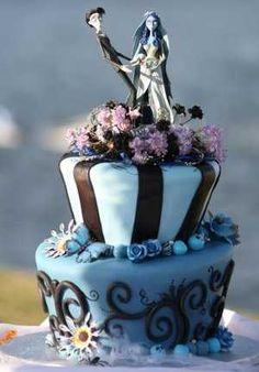 muñecos para pastel de bodas la novia cadaver - Buscar con Google