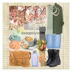 saturday (26/3/2016) by saopolyvore on Polyvore featuring ファッション, Zara, White Stuff, Current/Elliott, maurices, PLDM by Palladium, Miu Miu, Dinny Hall and Calvin Klein