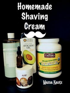 I love making things with my essential oils. How cool is it to make stuff for yourself. This week I made shaving cream! Now, this shaving cream didn't lather up like your husband's shaving cream probably does. It didn't even lather like my gel does. It... #diy #diyessentialoils #frugalliving