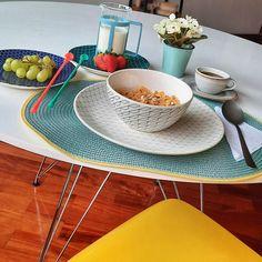 La vajilla 🍽  puede ser de diferentes estilos¡! La variedad en platos, vasos, cubiertos aporta un toque especial cuando se mezclan...⠀ Simple, Tableware, Cutlery, Dinnerware, Bass, Create, Dishes, Trends, Tablewares