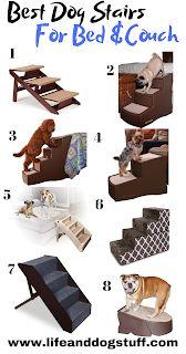 dog training,dog ideas,dog accessories,dog hacks,dog care - Lovely Pets World Dog Steps For Bed, Pet Steps, Diy Dog Bed, Diy Bed, Costume Star Wars, Pet Ramp, Pet Gear, Wood Dog, Dog Hacks