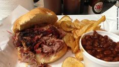 TripAdvisor weighs in on the great finger-lickin' barbecue debate with picks for the best states for BBQ as well as 10 top restaurants. Kansas City Bars, Bbq Places, Best Bbq, Sweet Sauce, Homemade Sauce, Smoking Meat, Pulled Pork, Great Recipes, Trip Advisor