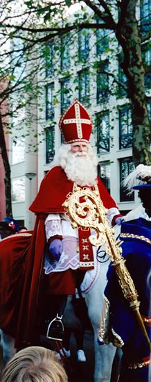 St. Nicholas Center ::: Netherlands