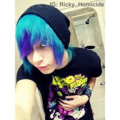 Hot Emo/Scene Boys ❤ liked on Polyvore featuring people, hair, boys, guys and anons