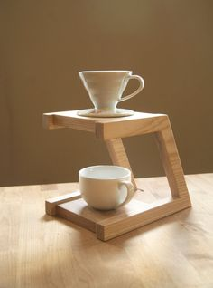 PourOver Stand by Solid Manufacturing Co. – Forage Modern Workshop