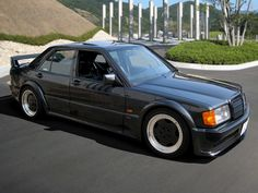 190 E 2.5-16 Evolution AMG Power Pack - MB W 201