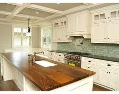 Help with kitchen counter & floors for a 1940's home. - Houzz