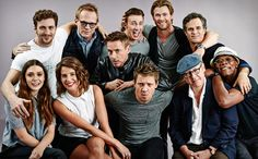 San Diego Comic-Con 2014 ~ The Avengers