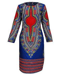 Robe crayon africaine dashiki vêtements imprimés africains, robe imprimée africain, mariage africaine, boutique africaine, robe dashiki, jupe africaine