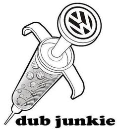 VW junkie right here!!