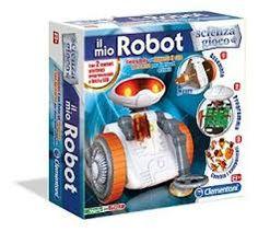 Il Mio Robot #scienzaegioco #novità #natale #regalidinatale #clementoni #clemclem #clementonigiocattoli
