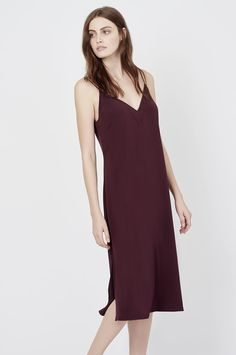 Silk Slip Dress | Cuyana