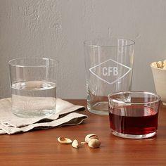 Bormioli Bodega Glassware Set #westelm