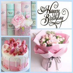 Happy Birthday Wishes Cake, Birthday Congratulations, Birthday Wishes And Images, Happy Birthday Celebration, Happy Birthday Flower, Happy Birthday Friend, Birthday Blessings, Happy Birthday Pictures, Happy Birthday Fun