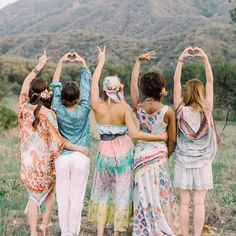 The boho bridal shower to inspire your bestie's summer celebration!