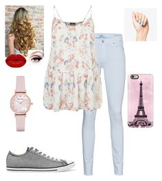 """""""Untitled #182"""" by xox-calumsgxrl on Polyvore featuring 7 For All Mankind, Converse, Winky Lux, Emporio Armani and Casetify"""