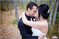 Bride | Groom | Autumn | Wedding | Enjoy Today Photography