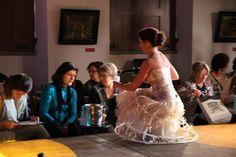 #champagnedame #champagne #bubbels #gastvrouw #gastvrijheid #sprankeling #markiezenhof #catwalk