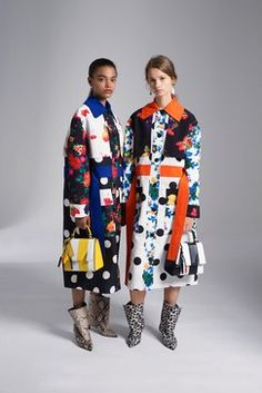 MSGM Resort 2019 Fashion Show Collection: See the complete MSGM Resort 2019 collection. Look 6