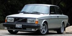 Volvo 244GLT Turbo