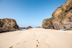 Les plus belles plages de l'Alentejo et son parc naturel : cabo sardao, samoquiera, malho, almogarve, porto covo... Notre itinéraire.