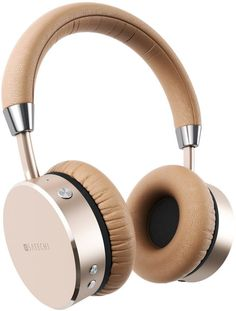 Satechi Wireless Headphones — Good gift for your designer friend. http://www.yotti.co/gifts/satechi-wireless-headphones