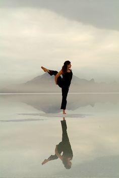 bird of paradise   yoga
