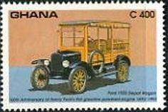 Ford Depot Wagon