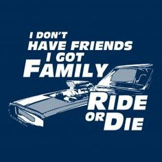 Fast Furious Family