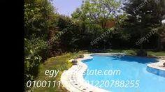 Katameya Heights Villa For Sale, New Cairo, Egypt,