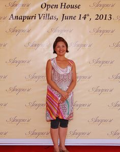 A great time at Anapuri Villas with agent gathering