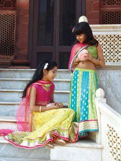 Cute Girl Dresses, Girl Outfits, Biba Clothing, Kids Indian Wear, Fashion Kids, Kids Wear, Indian Fashion, Cute Girls, Diva