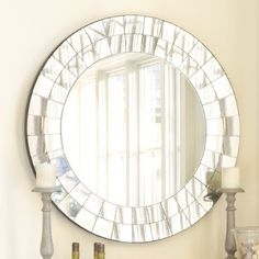 possible entryway mirror $169 Ballard Designs