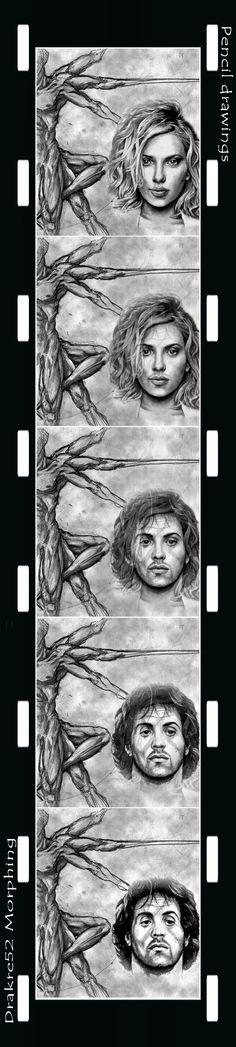 Pencil drawings Morphing. Music: Karpa. Morphing: Drakre52. Film: https://youtu.be/4ZfjY_o4L74. Album: https://plus.google.com/u/0/b/115112554268463328907/collection/EBQ_sB