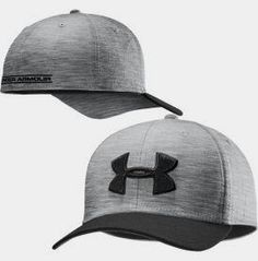 ccb8feca398 Under Armour Men s Low Crown Stretch Fit Hat – Dick s Sporting Goods Polo  Ralph Lauren Hat