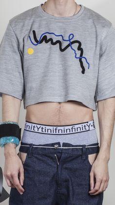 Ytinifninfinity Ready to Wear  Leech Inspiration