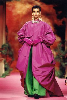 1991Christian Lacroix haute couture Fall Winter