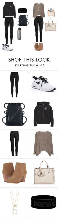 """Even though we're different,we're bf's <3"" by chilloooout-999 ❤ liked on Polyvore featuring NIKE, Franco Sarto, Kate Spade and Christian Dior"