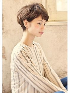 Image result for mop pixie cut