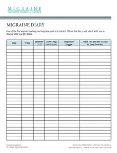 pain log template a7012 pd 6 my pain diary projects to try
