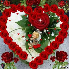 The perfect Nasserq Love Roses Animated GIF for your conversation. Discover and Share the best GIFs on Tenor. Roses Gif, Flowers Gif, Beautiful Rose Flowers, Cute Rose, Heart Pictures, Jesus Pictures, Gif Pictures, Beautiful Pictures, Animated Heart