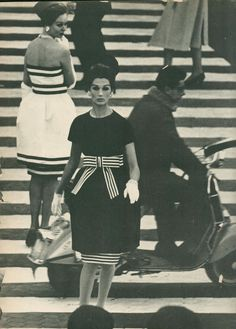 Vogue, 1960.