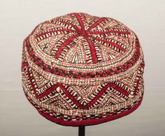 Turkmen Tekke Hat Late 19th / Early 20th c.