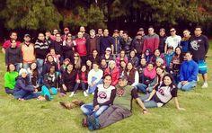 Grupo de #conexión. Salida al #neusa.