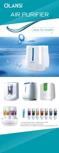 Guangzhou Olans Water Treatment Equipments Co. Ltd(Guangzhou olansi healthcare Co., Ltd) is a water treatment company which contains research and development, OEM and sales. Its is one of the water purifying product companies that having the newest domestic product styles and the best product quality. Our company will dedicate ourselves to improving the core technology and going the own brand way for meeting the healthy living target of the national green environmental protection with…
