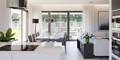 Projekt domu HomeKoncept-58 141,68 m2 - koszt budowy - EXTRADOM
